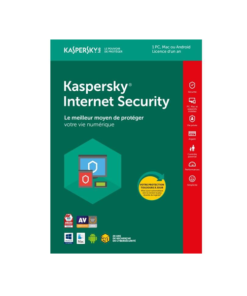 Kaspersky Internet Security 1 & 3 Postes/1 An 2018 (Réf:KL1941FBAFS)