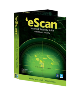 Internet Security Suite eScan pour 1, 3, 5 & 10 Postes (Réf:ESCAN)