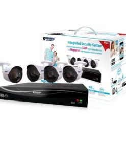 KGuard EL431-4WA713A | Pack 4 camera + DVR