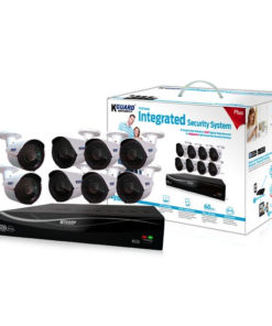 KGuard EL831-8WA713A | Pack 8 Camera + DVR