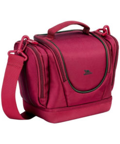 Sac Camera Rivacase 720 rouge