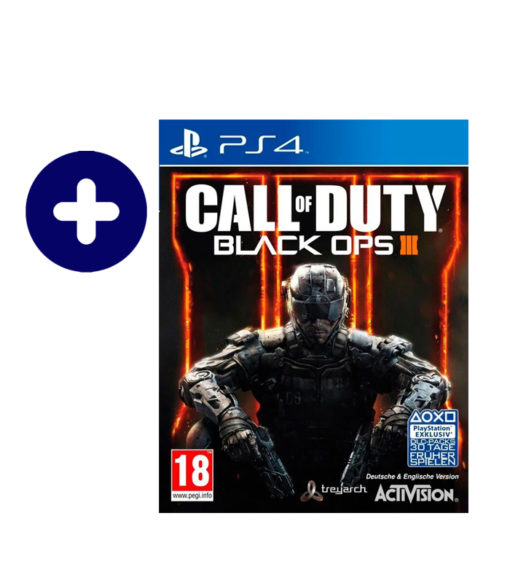 SONY Playstation 4 Slim -500Go call of dutty