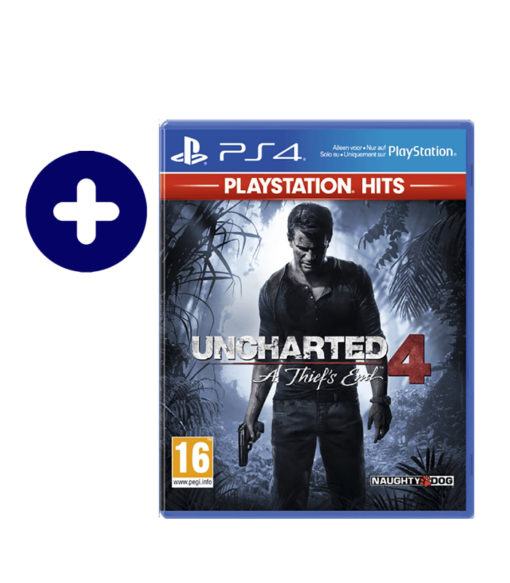 SONY Playstation 4 Slim -500Go unchated